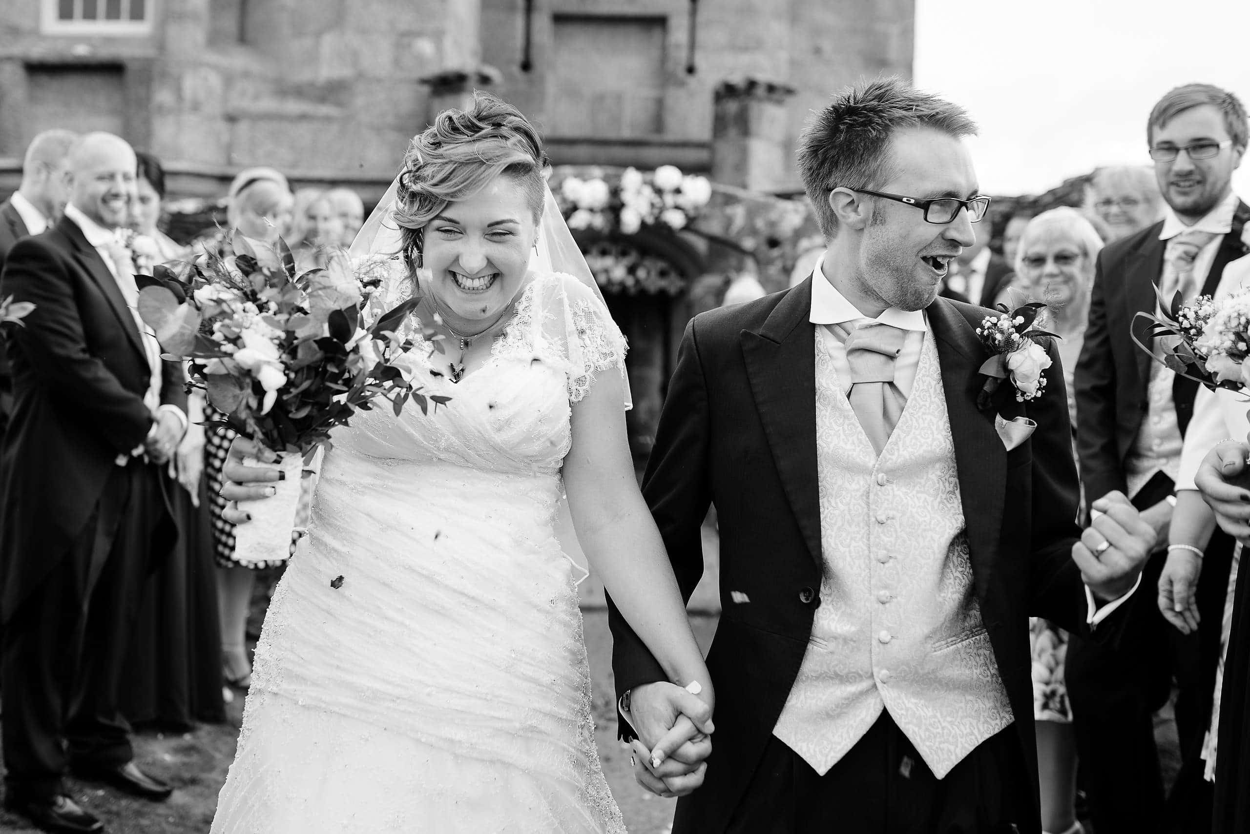 Wedding at Pendennis Castle 1