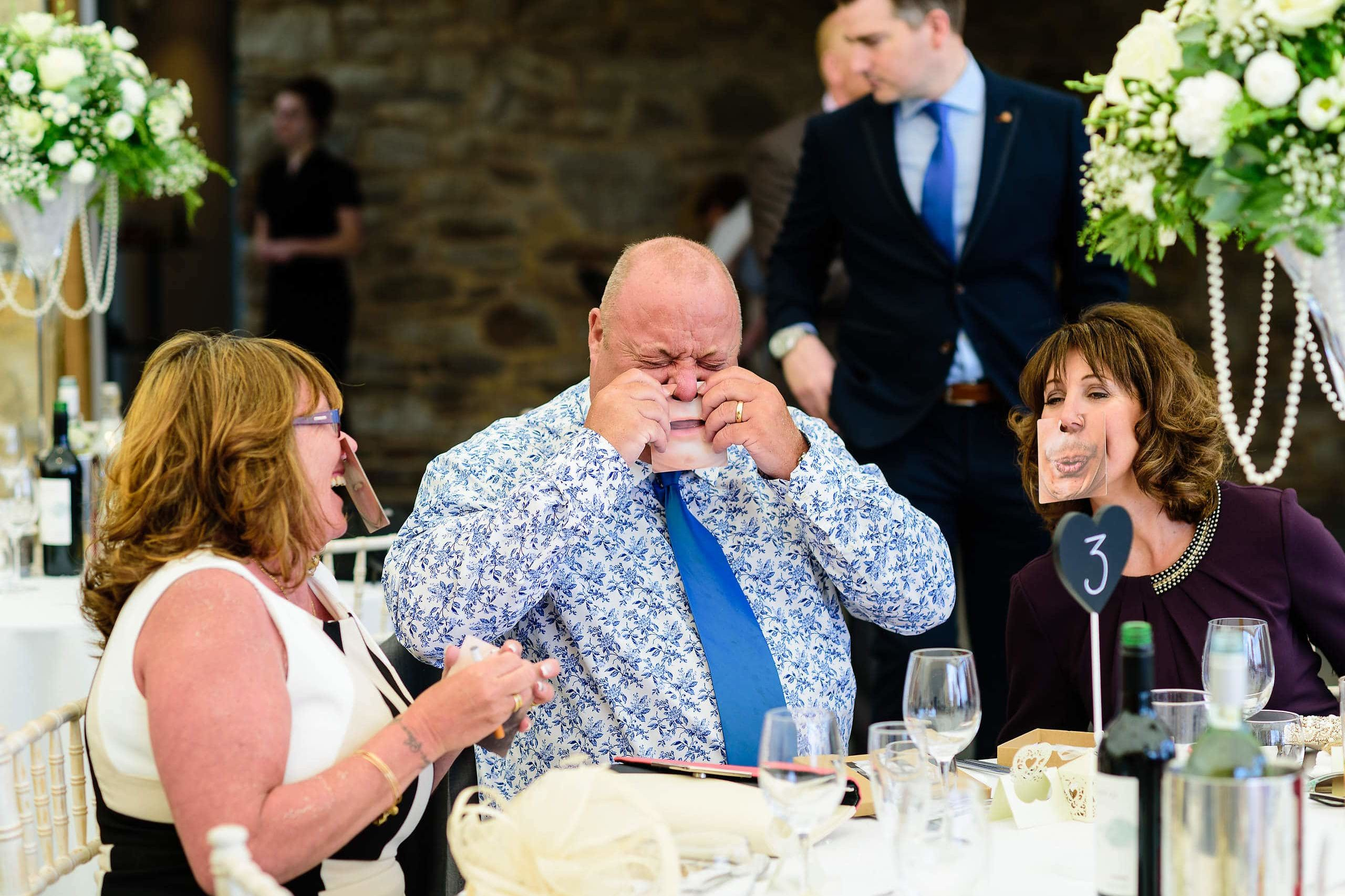 Wedding at Trevenna Barns 2