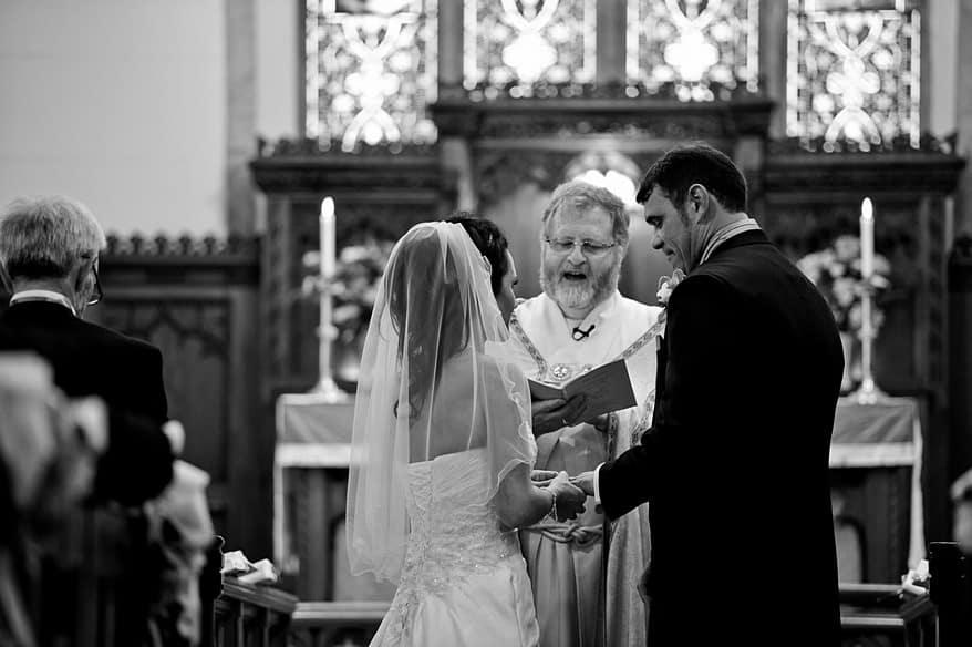 Crownhill Fort Wedding 1