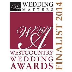 south west wedding award 2014-Finalist