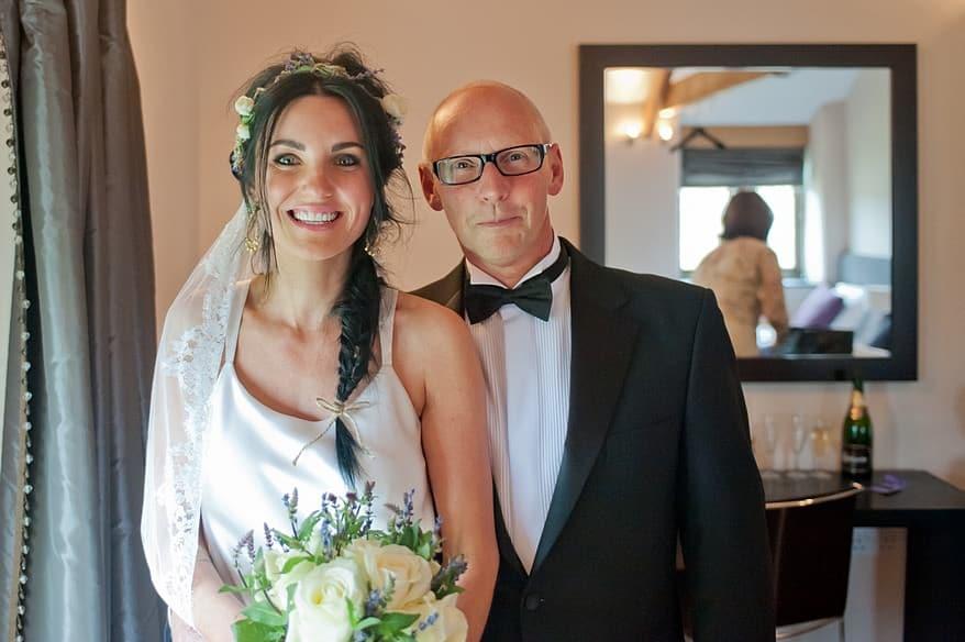 Trevenna barns wedding in bodmin cornwall