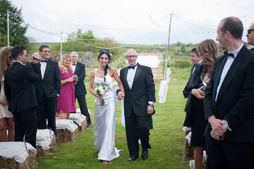 Trevenna barns wedding in bodmin cornwall