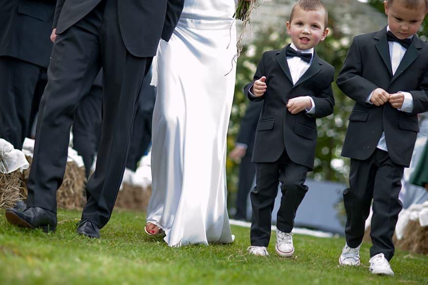 Trevenna Barns Wedding | Marc & Claire 1