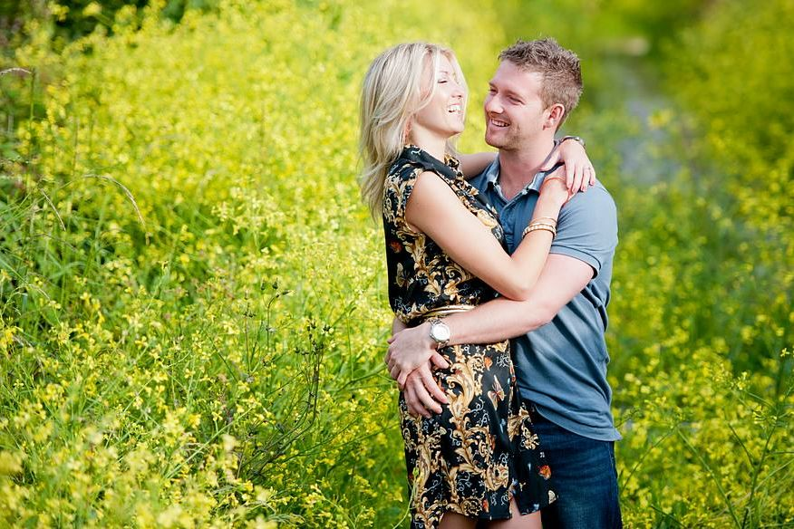 Engagement Shoot Cornwall - The Cove 6