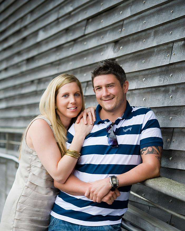 cornwall engagement session
