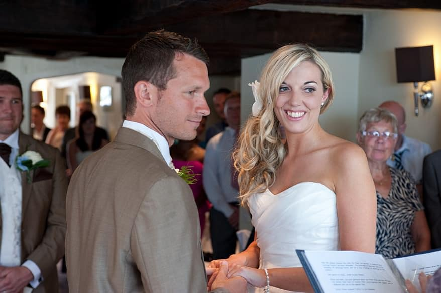 The Lugger hotel wedding