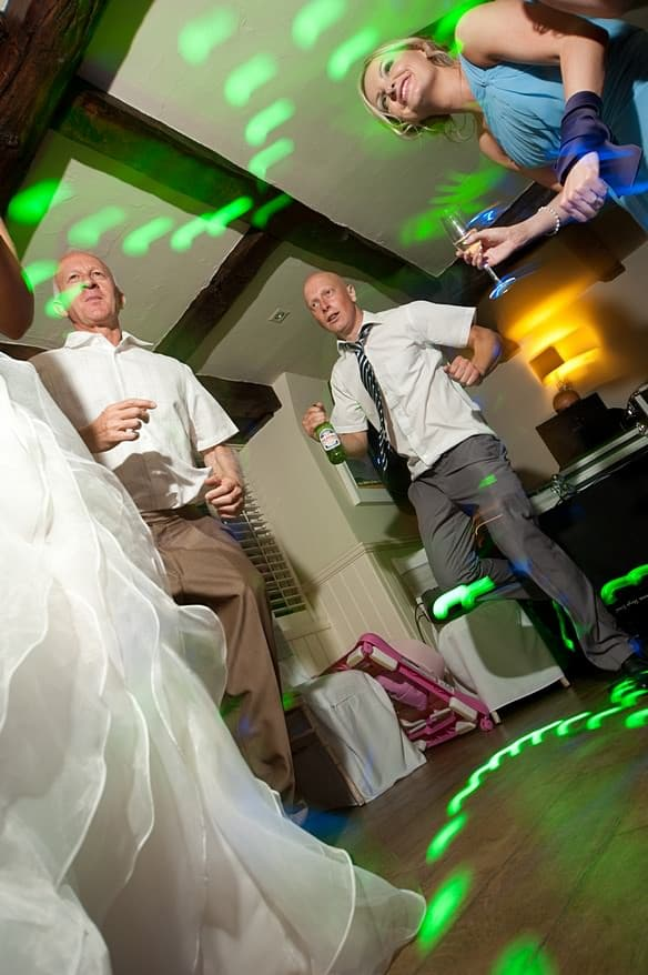 A wedding at the lugger hotel