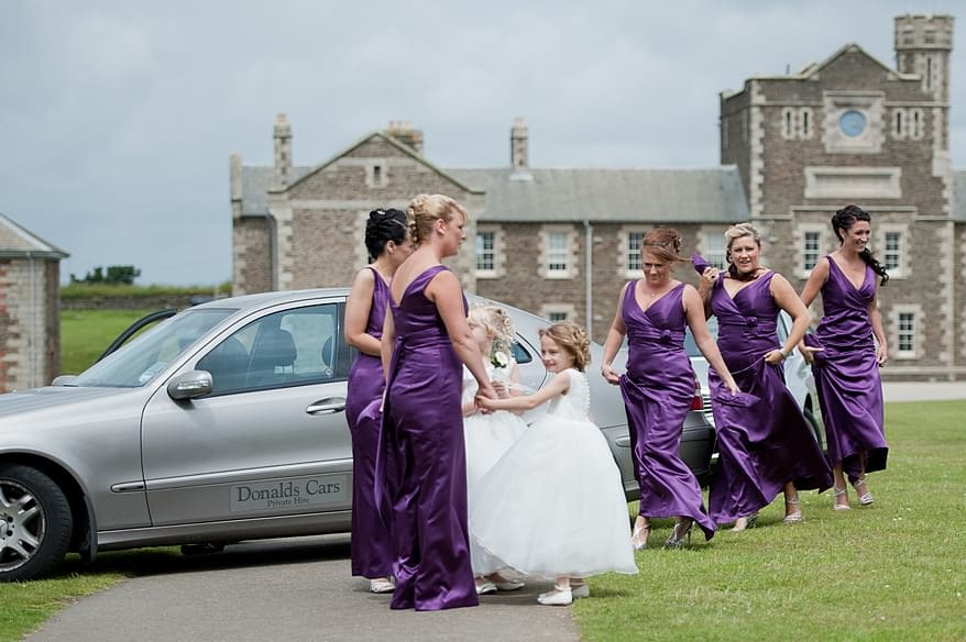 Pendennis Castle wedding in Falmouth 73