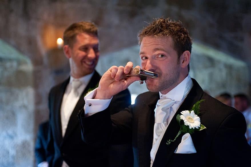 Pendennis castle wedding 72