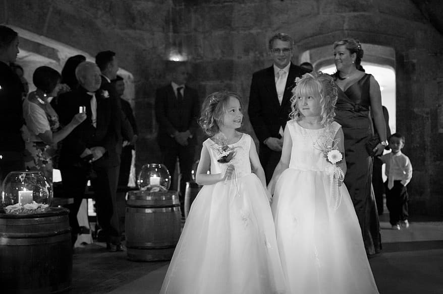 Pendennis Castle wedding in Falmouth 70
