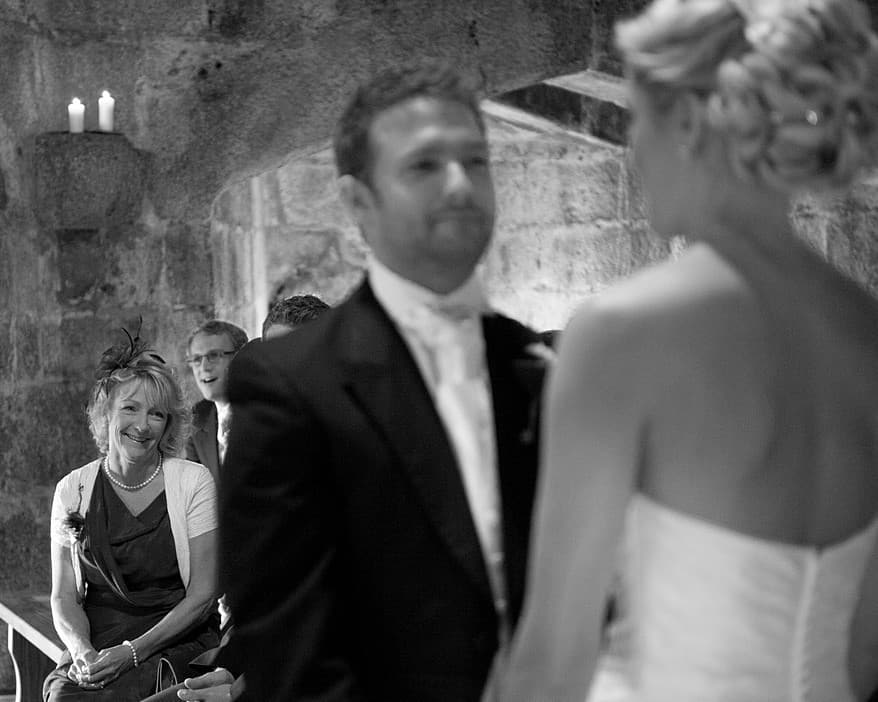 A wedding at Pendennis Castle in Falmouth 63
