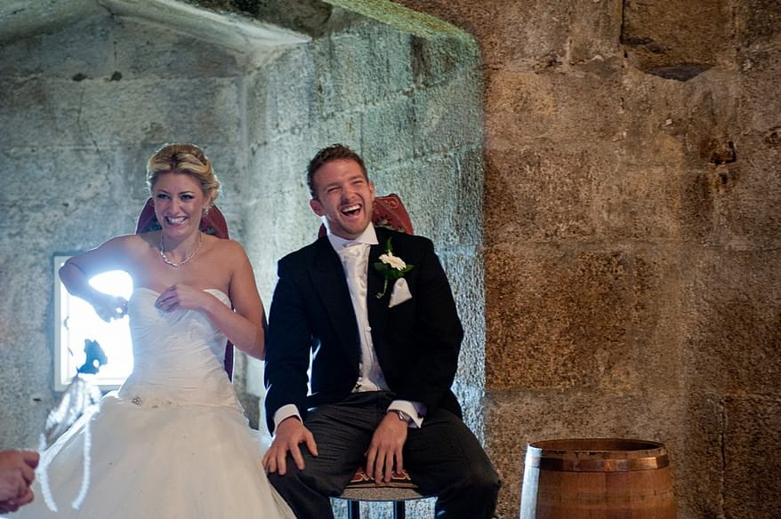 A wedding at Pendennis Castle in Falmouth 60
