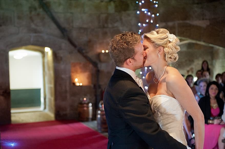 A wedding at Pendennis Castle in Falmouth 59