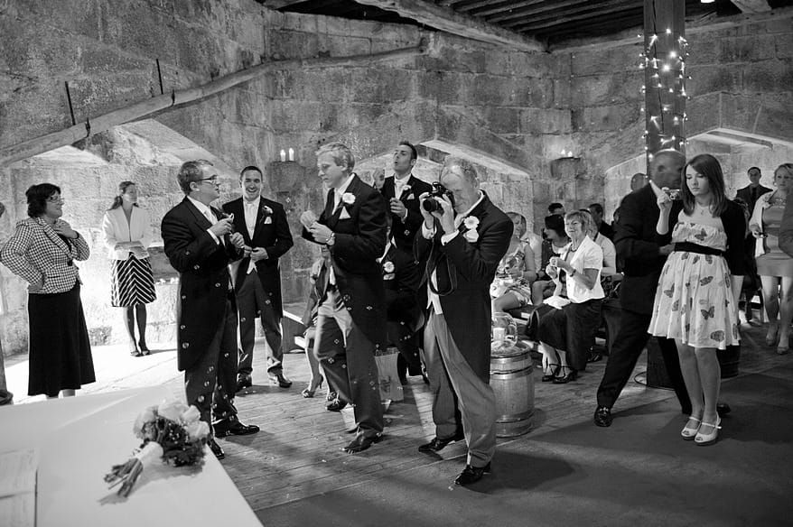 A wedding at Pendennis Castle in Falmouth 58