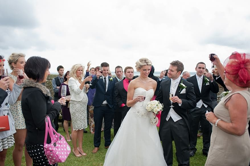 A wedding at Pendennis Castle in Falmouth 52