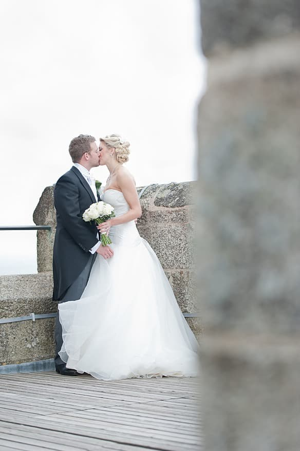 A wedding at Pendennis Castle in Falmouth 51