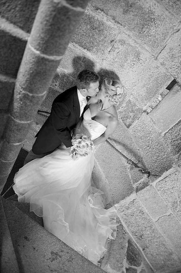 A wedding at Pendennis Castle in Falmouth 49