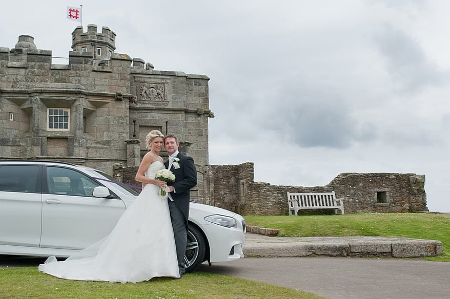A wedding at Pendennis Castle in Falmouth 48