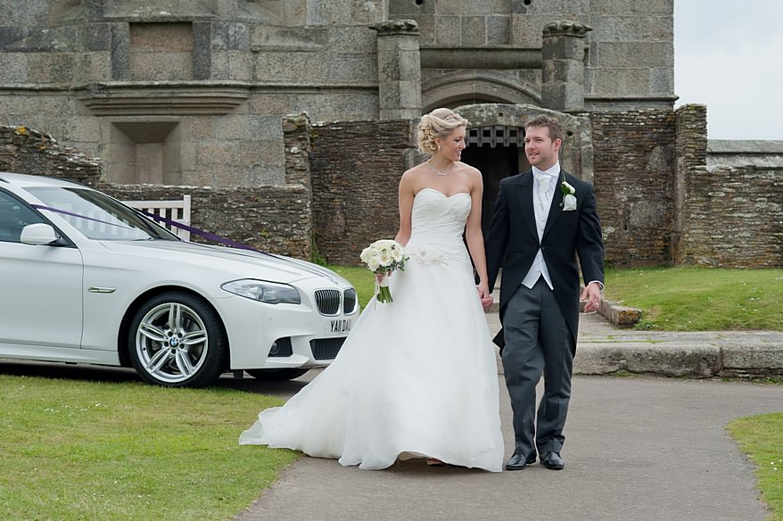A wedding at Pendennis Castle in Falmouth 47