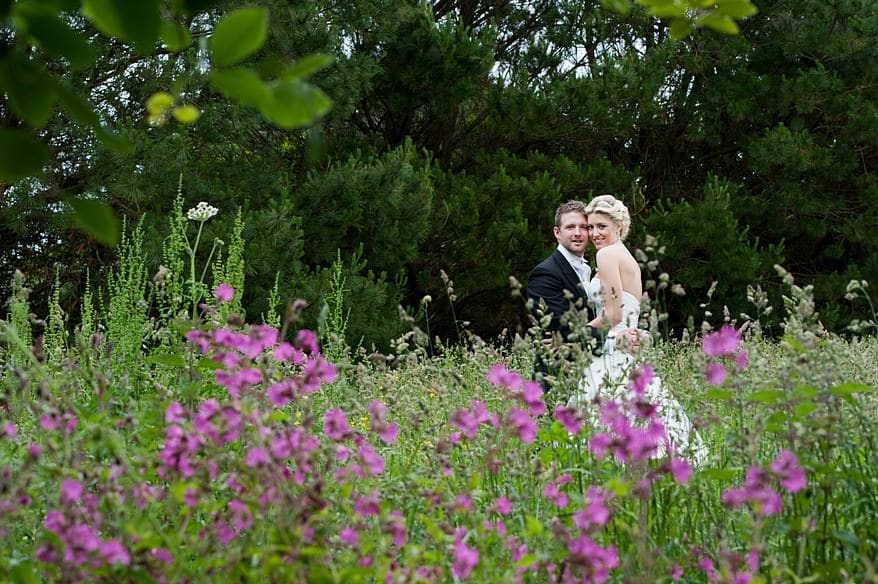 A wedding at Pendennis Castle in Falmouth 46