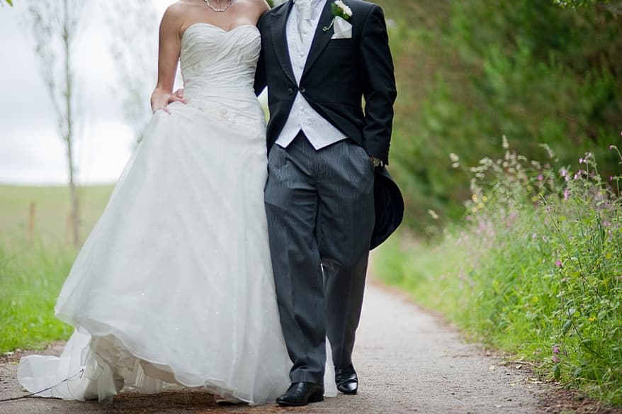 A wedding at Pendennis Castle in Falmouth 43