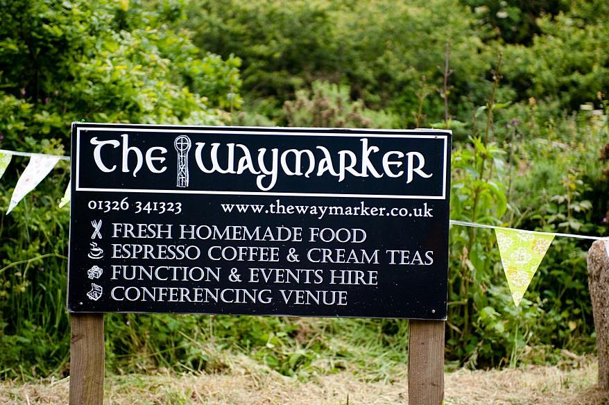 The Waymarker Resturant Wedding 40