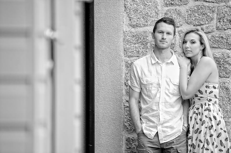 Engagement shoot Cornwall