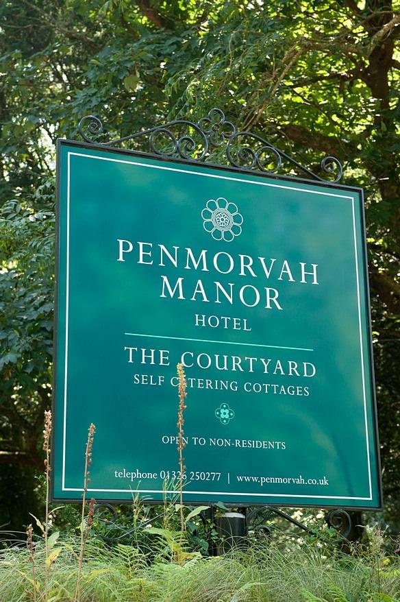 Penmorvah Manor Wedding Falmouth 0 Penmorvah Manor hotel