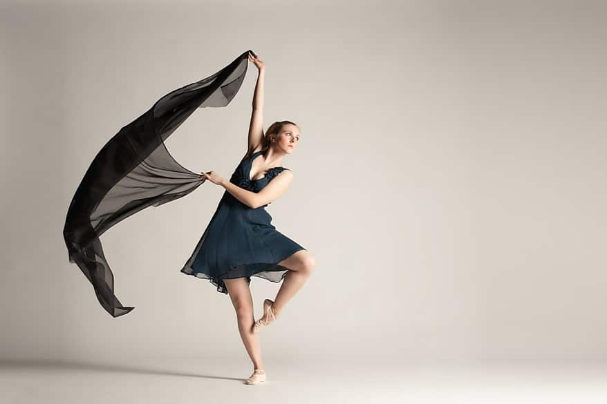 Dance Photography Cornwall Portrait Photographer