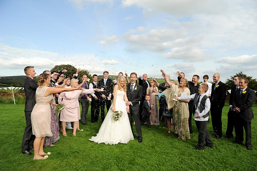 Trevenna wedding photographer 5