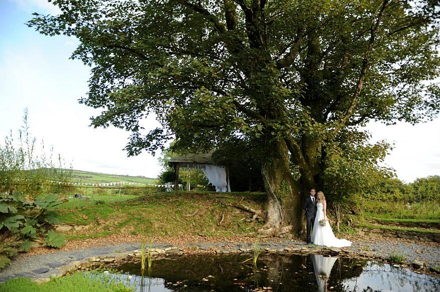 Trevenna wedding photographer 6