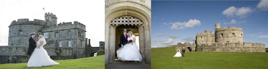 pendennis castle wedding photographer-3
