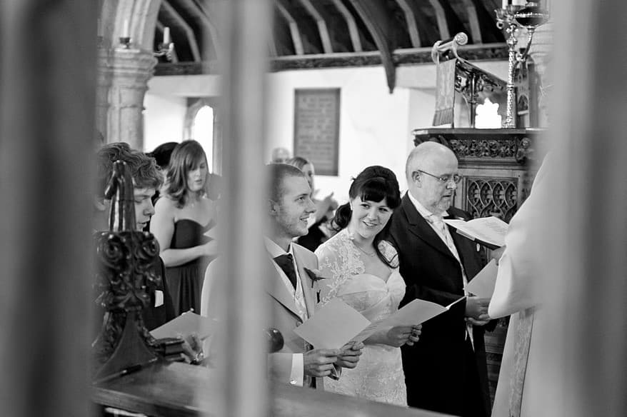 Langdon Court Hotel Wedding 14