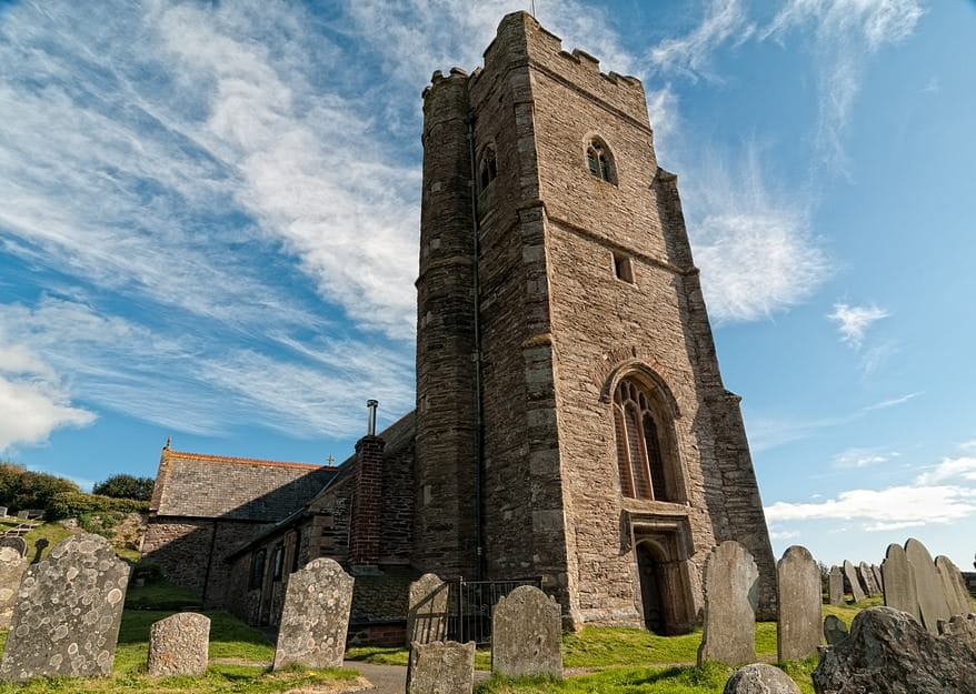 wembury church in devon