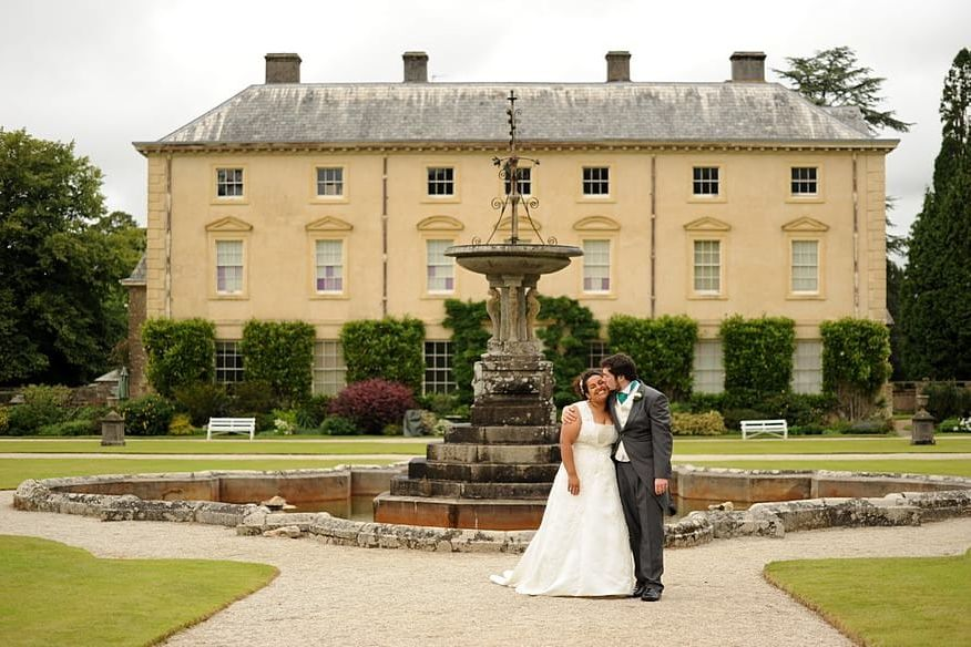Wedding at Pencarrow House 2