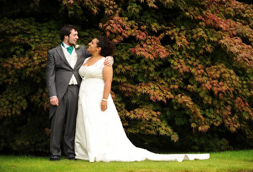 Wedding at Pencarrow House 3