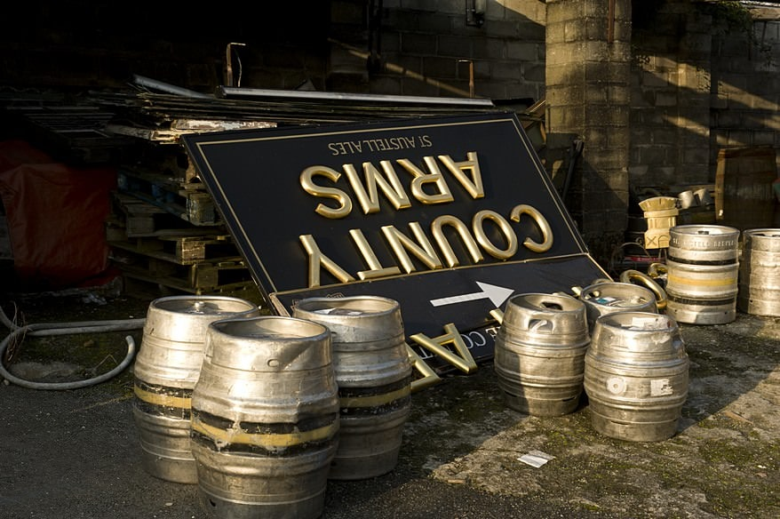 st Austell Brewery 13 Cornwall Photography Exhibition