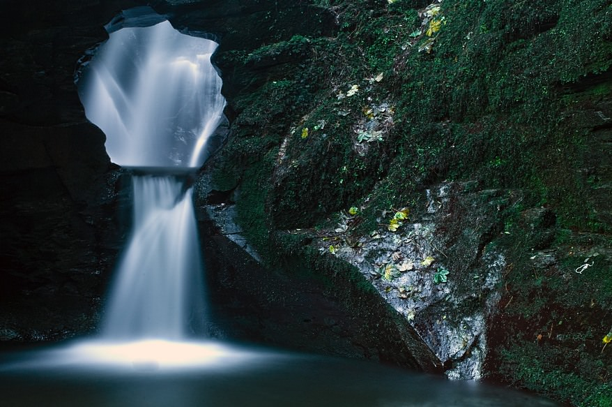 long exposure photography in cornwall 10 Waterfalls and Landscapes