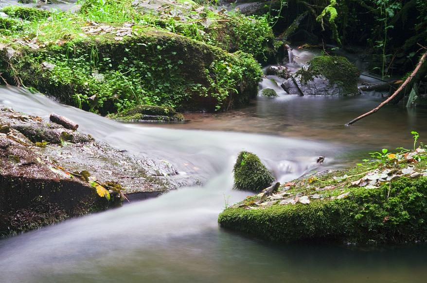 long exposure photography in cornwall 6 Waterfalls and Landscapes