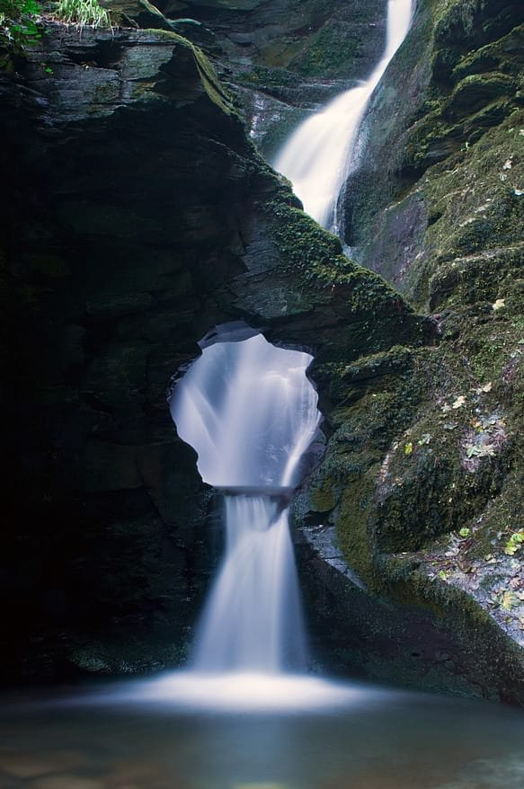long exposure photography in cornwall 8 Waterfalls and Landscapes