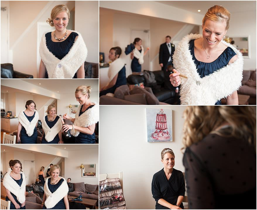 bridal make up for a wedding in mylor in cornwall 1 cornwall wedding photographer