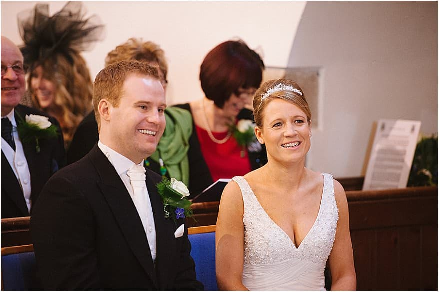 mylor church wedding in cornwall 1