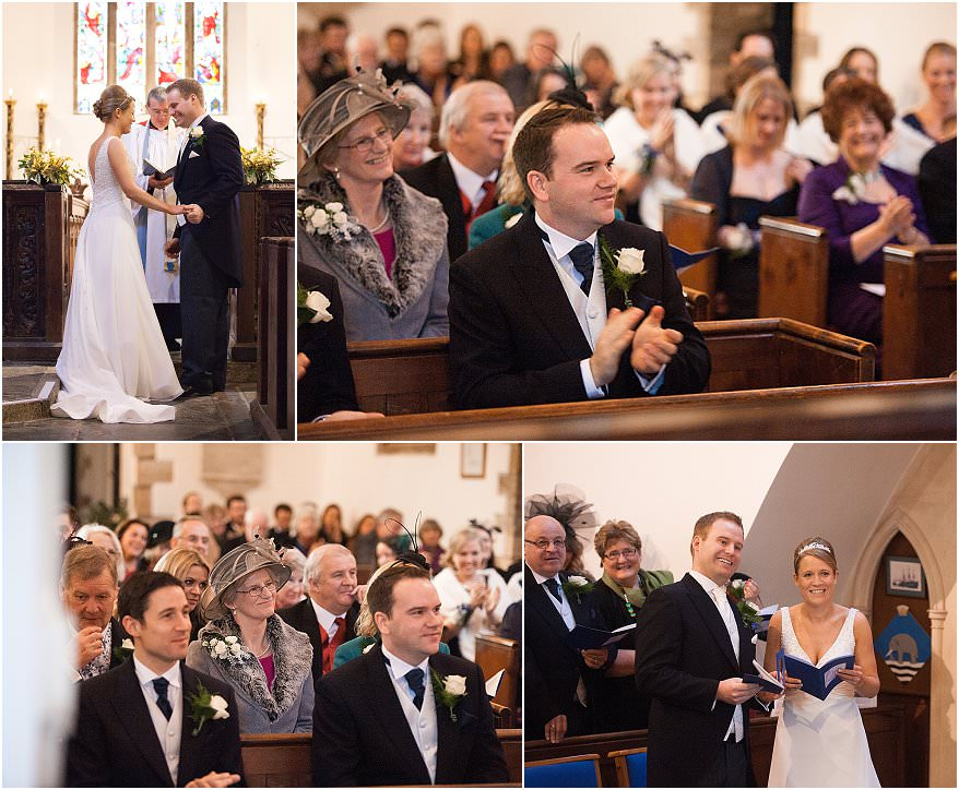 mylor church wedding in cornwall 10 cornwall wedding photographer