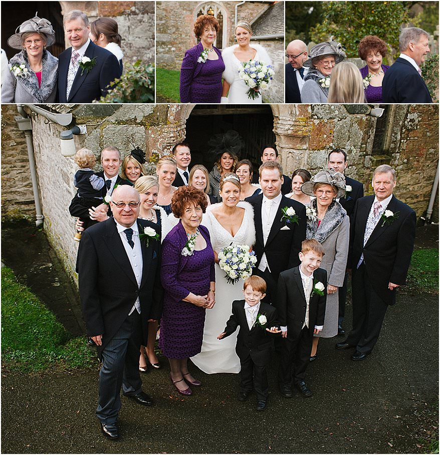 mylor church wedding in cornwall 15 cornwall wedding photographer