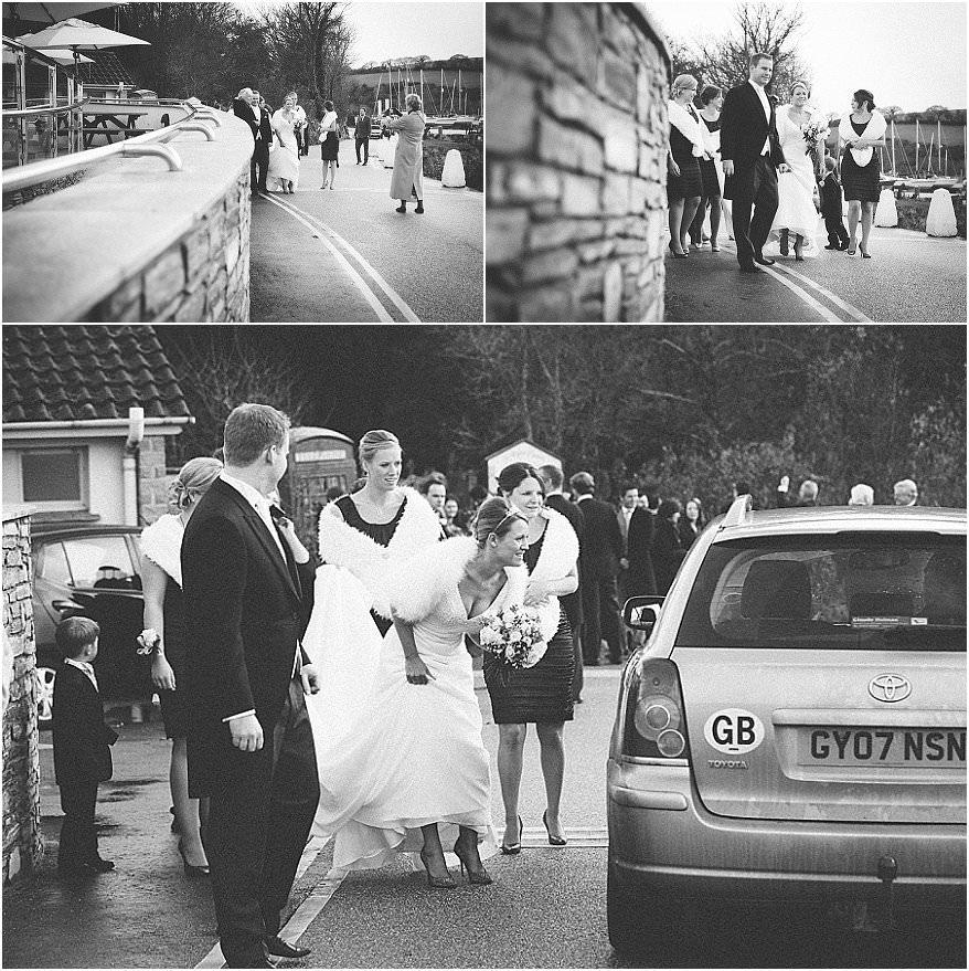 mylor church wedding in cornwall 18 cornwall wedding photographer