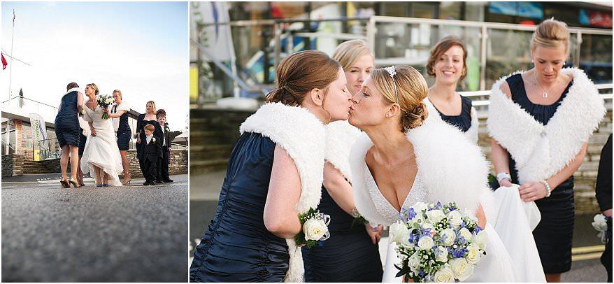 mylor church wedding in cornwall 19 cornwall wedding photographer
