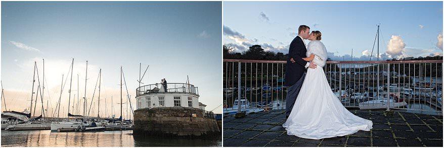 wedding at pendennis castle 5 wedding photographer cornwall