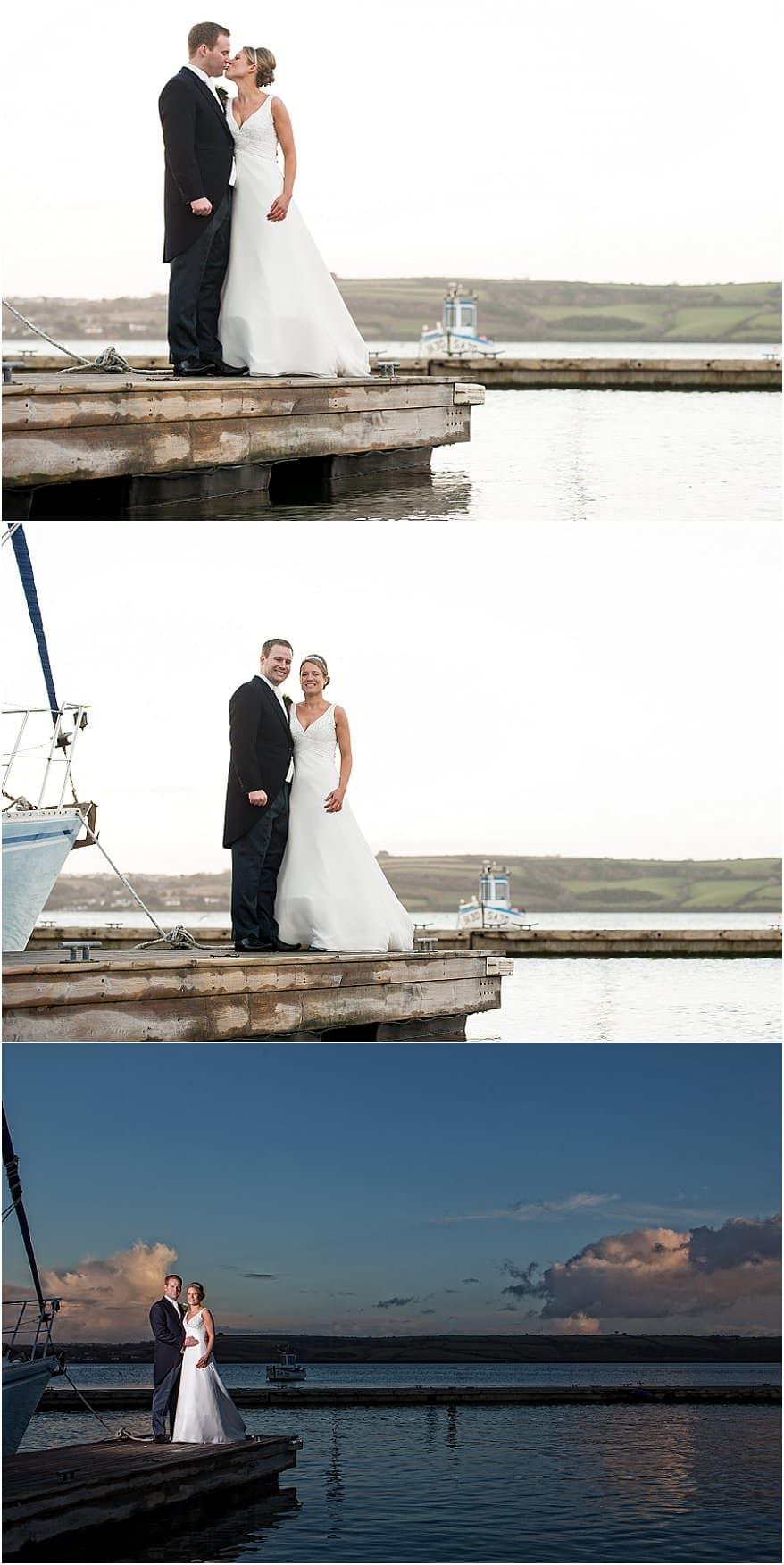 wedding at pendennis castle 4 wedding photographer cornwall