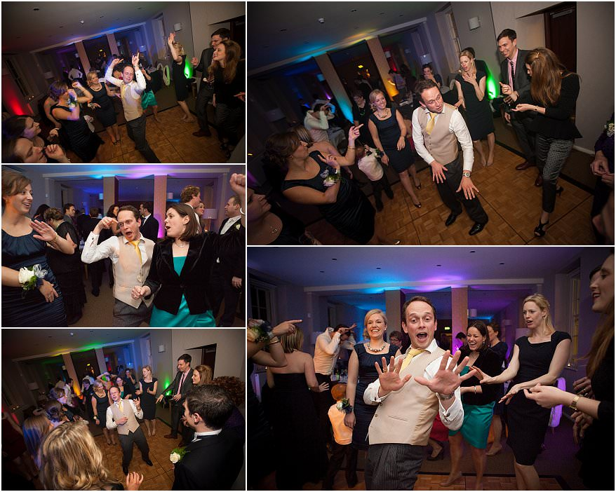 dancing at a pendennis castle wedding