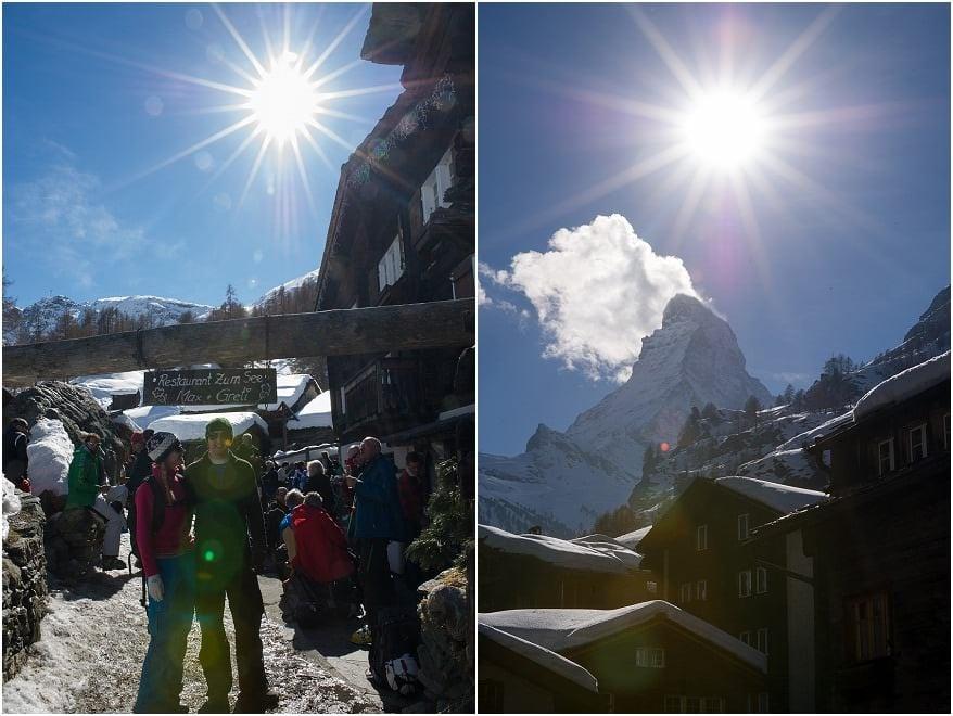 Engagement session in Zermatt 5 Zermatt Engagement